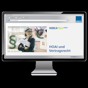 HOAI und Vertragsrecht - WEKA Bausoftware