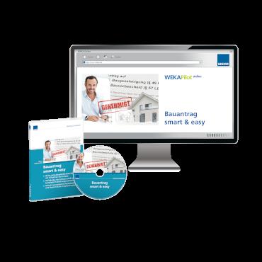 Bauantrag smart & easy - WEKA Bausoftware