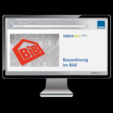 Bauordung im Bild - WEKA Bausoftware