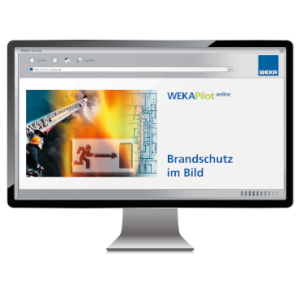 Brandschutz im Bild WEKA Bausoftware