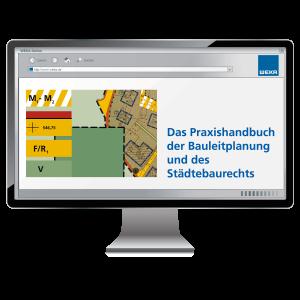 Praxishandbuch der Bauleitplanung und des Städtebauchrechts