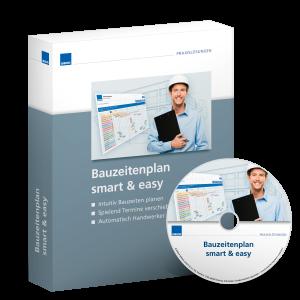 Bauzeitenplan smart & easy - WEKA Bausoftware