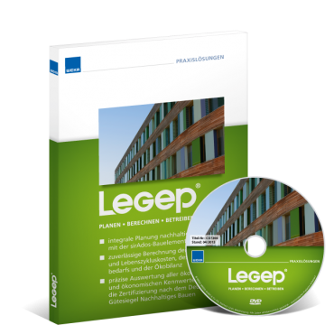 LEGEP - WEKA Bausoftware