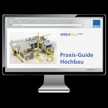 Praxis-Guide Hochbau - WEKA Bausoftware