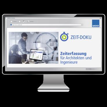 ZEIT-DOKU für Architekten und Ingenieure - WEKA Bausoftware