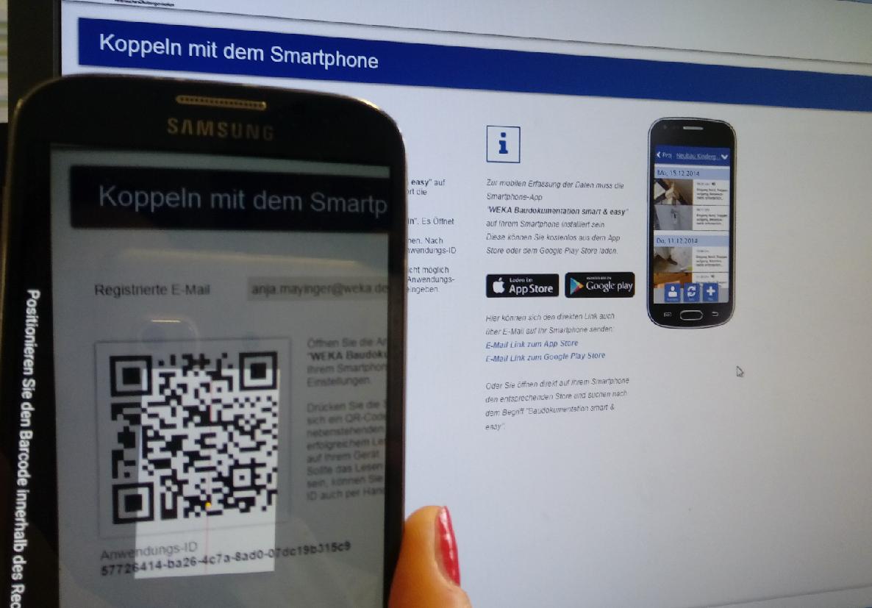 PC und Smartphone einfach über QR-Scan verbinden