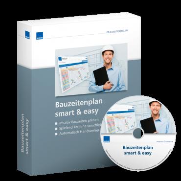 Bauzeitenplan smart & easy