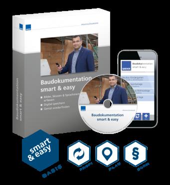 Baudokumentation smart & easy BASIS - WEKA Bausoftware