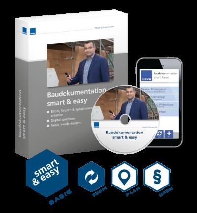 Baudokumentation smart& easy PROFI