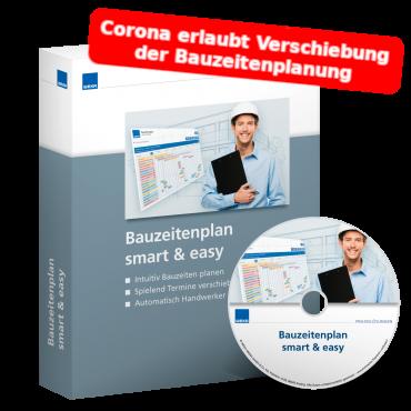 Bauzeitenplan smart & easy WEKA Bausoftware