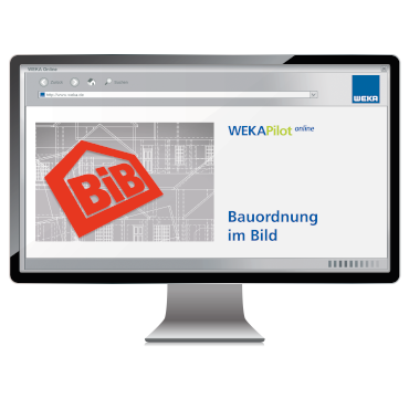 Bauordung im Bild WEKA Bausoftware