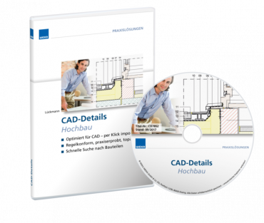 CAD-Details Hochbau - WEKA Bausoftware
