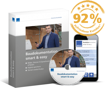 Baudokumentation smart & easy - WEKA Bausoftware