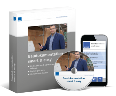 Baudokumentation smart & easy WEKA Bausoftware