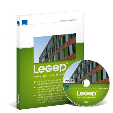 LEGEP - Planen - Berechnen - Betreiben - WEKA Bausoftware