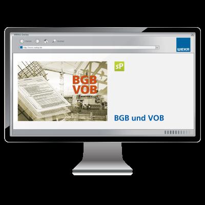 BGB und VOB für Architekten, Ingenieure und Behörden