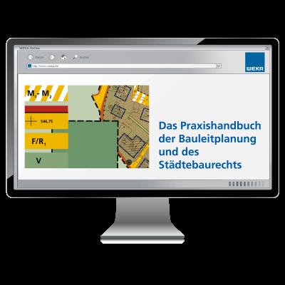 Praxishandbuch Bauleitplanung und Städtebaurecht