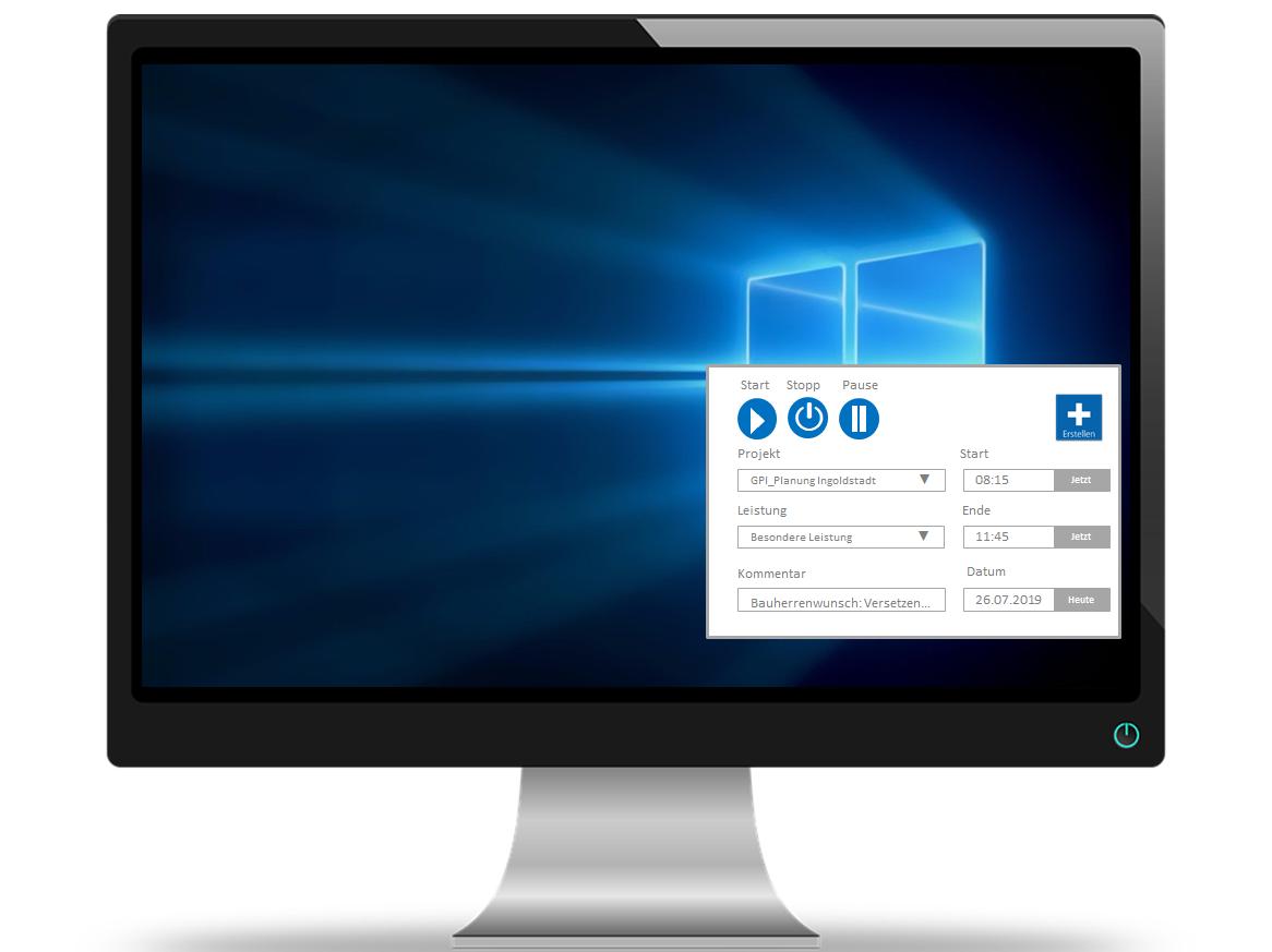 Clevere Xpress-Eingabe reduziert für Sie und Ihre Mitarbeiter den Aufwand auf ein Minimum!