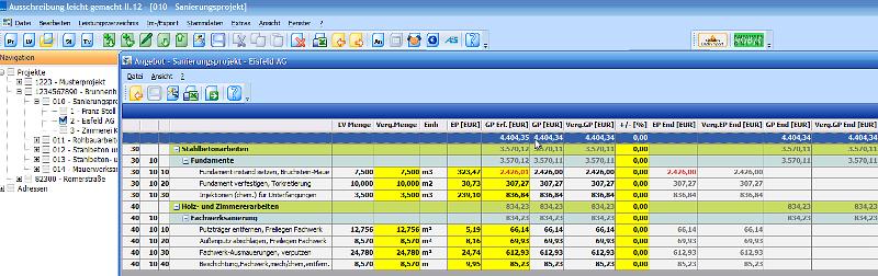 Ausschreiben leicht gemacht - Angebote importieren und transparent vergleichen
