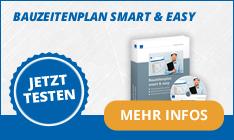 Weitere Informationen zu Bauzeitenplan smart&easy